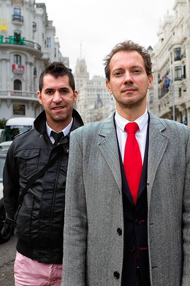 Alberto & Daniel | Identidades
