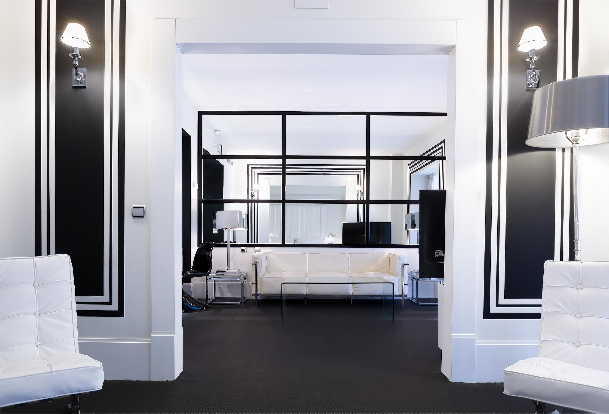 Suite blanco y negro