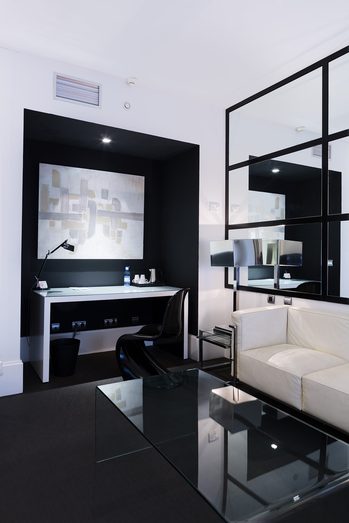 Habitación estudio