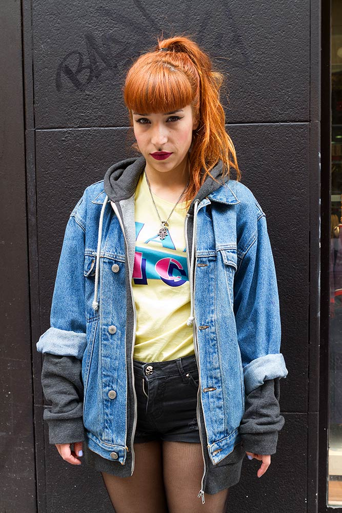 Nora | Identidades