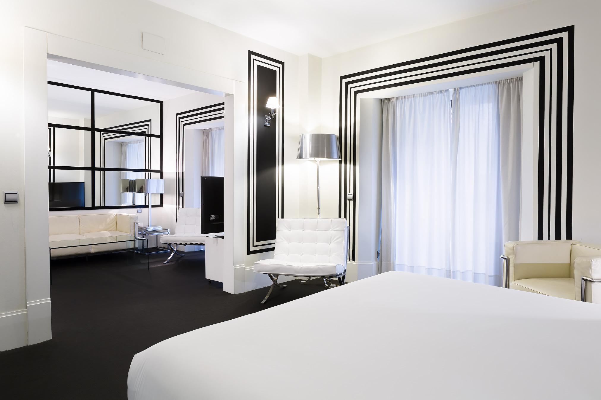 Suite blanco y negro | Espacio & Confort