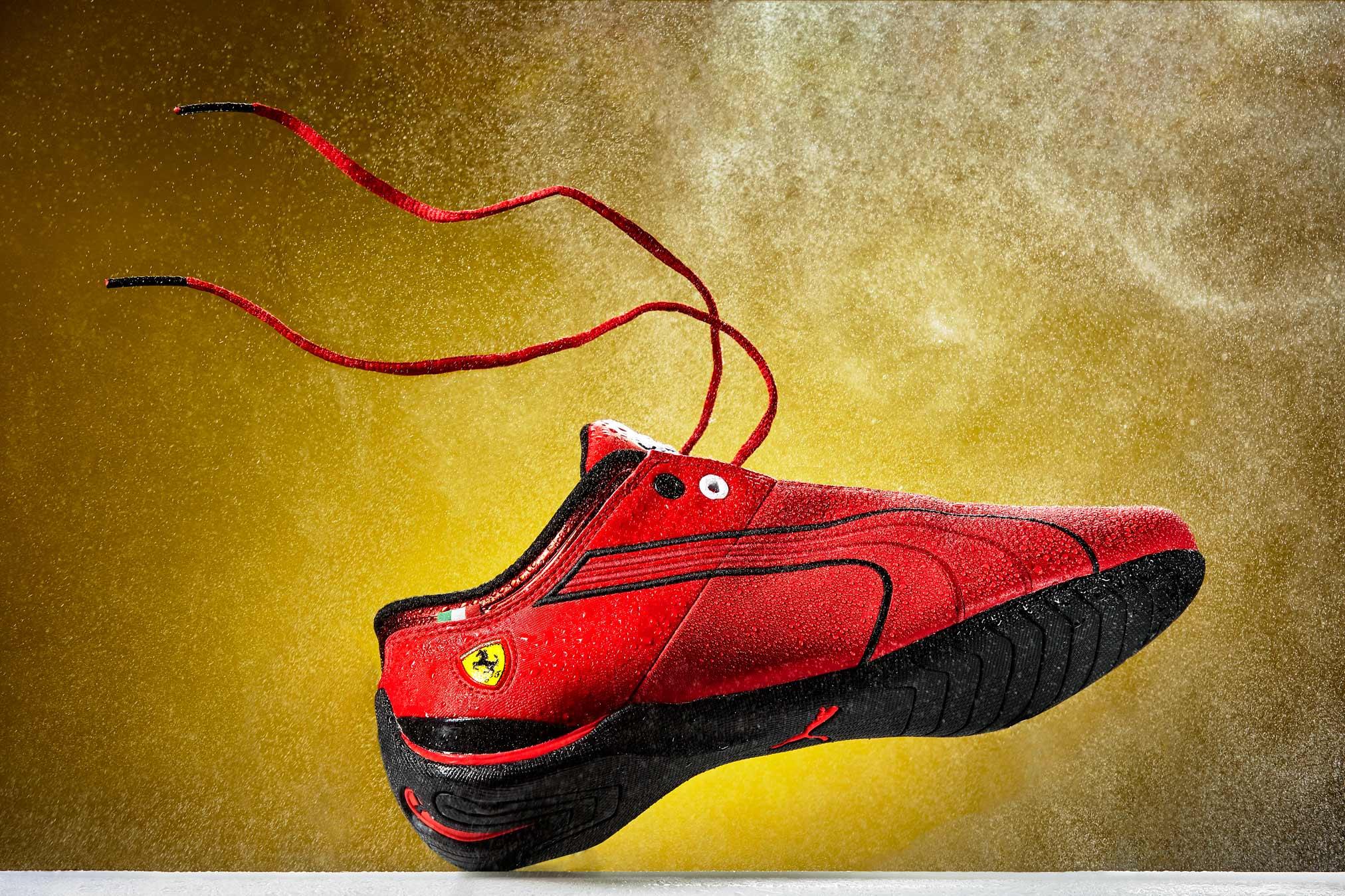 Puma & Ferrari | Publicidad