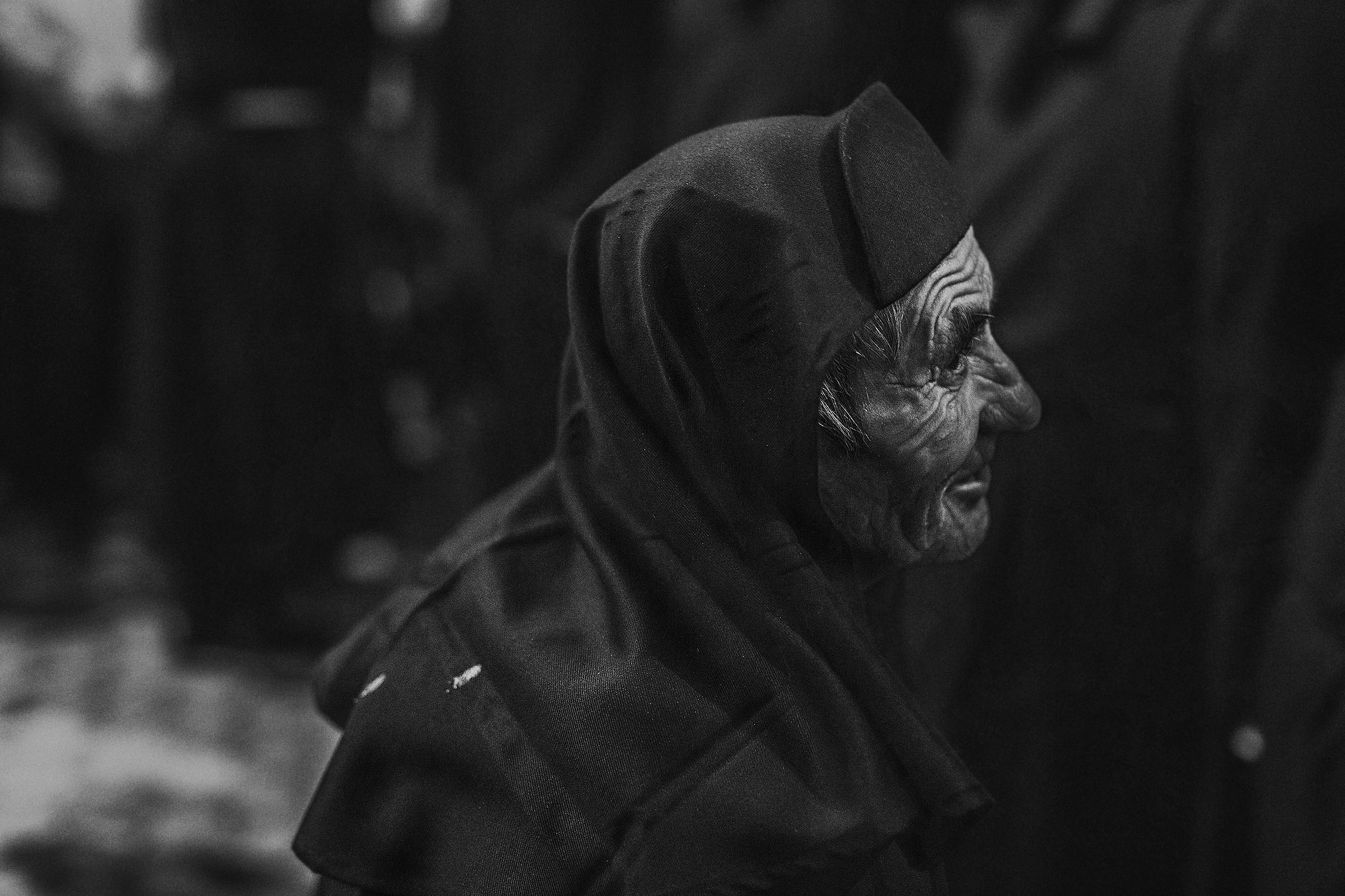 Anciano | Ecce Homo